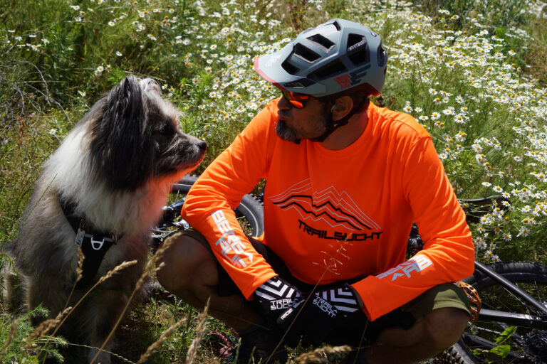 Mein Freund, mein Shirt & ich - Trailsucht